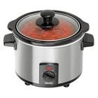 Bartscher Mini warmer gerechten | 1.5L | 105W | 230 | 65 ° C - 75 ° C | 230x220x (H) 200mm