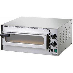"Bartscher Pizza oven ""Mini Plus"""