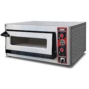 Saro Piec do pizzy elektryczny - jednokomorowy | 4 pizza Ø 30 cm