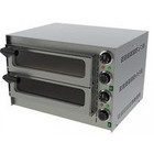 RedFox Pizza oven dubbele kamer | 3 kW