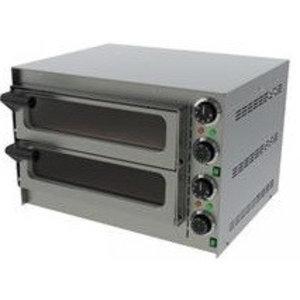 RedFox Piec do pizzy dwukomorowy | 3 kW