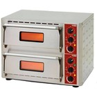 Diamond Dual-chamber electric pizza oven | 6000W | 670x580x (H) 500mm
