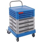 Carts for baskets