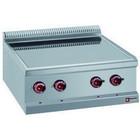 Diamond Elektrische keuken witoceramiczna 4-zone desktop   2x 1.8 + 2x 2,4 kW   700x700x (H) 250 / 320mm