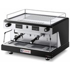 Hendi Kaffee kolbowy Hendi zu Top Line Vega 2-Gruppe | electronic | schwarz | 3,7 kW