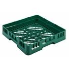 AmerBox Kosz podstawowy | zielony | 500x500x(H)143mm
