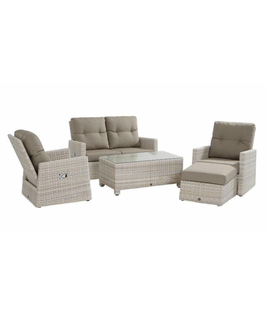 Taste by 4 Seasons Catania Living Loungeset