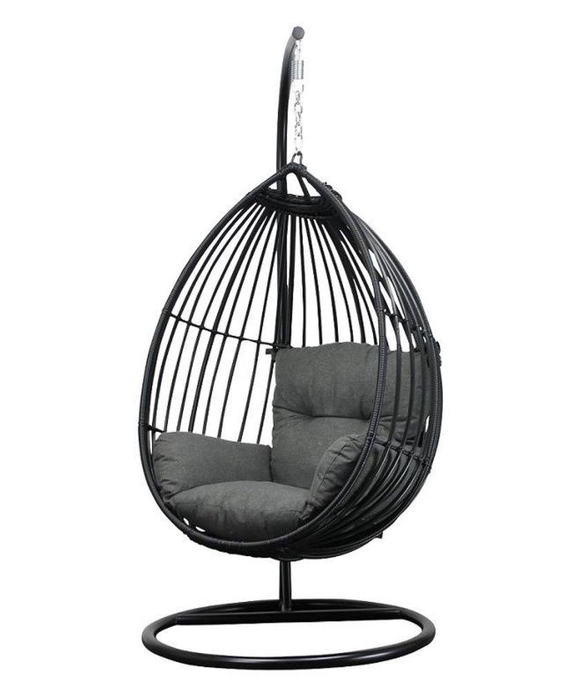 Hangstoelen tuinmeubelcentrum reint middel for Cocoon kussen