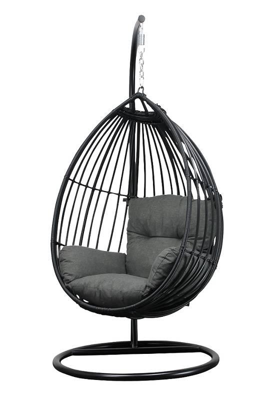 Hangstoel met standaard : Eggchair Paris - Tuinmeubelcentrum Reint ...