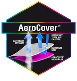 Aerocover Aerocover Tuinmeubelhoes 320 x 85cm