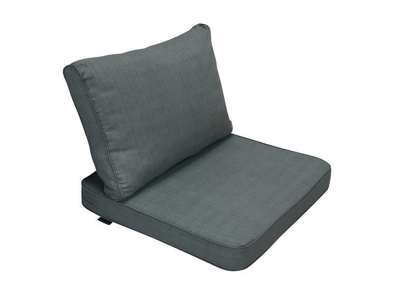 madison basic grau kissen setze fur gartenm bel. Black Bedroom Furniture Sets. Home Design Ideas