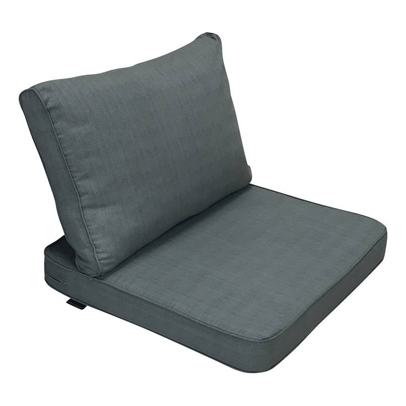 madison basic grau kissen setze fur gartenm bel gartenm bel mit best preis garantie. Black Bedroom Furniture Sets. Home Design Ideas
