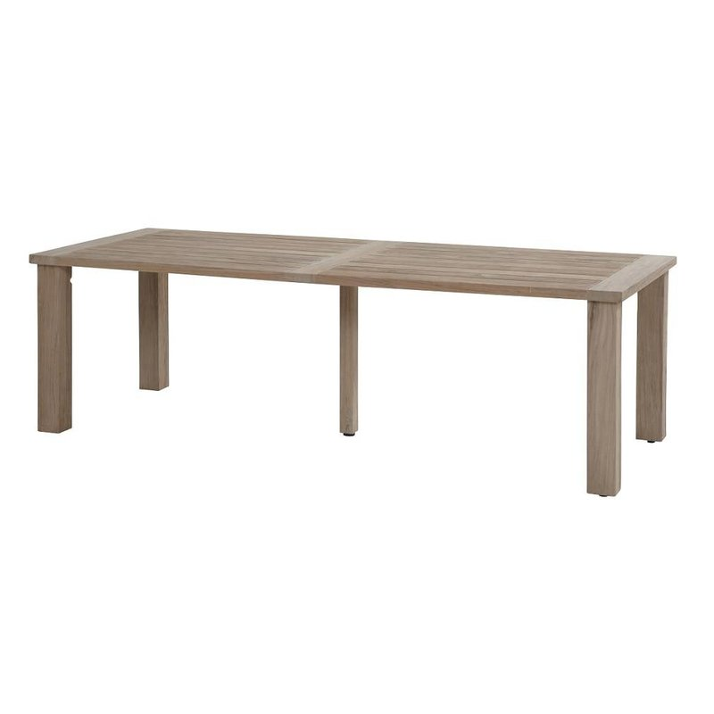 Taste by 4 Seasons Louvre teak tafel 240 tafel