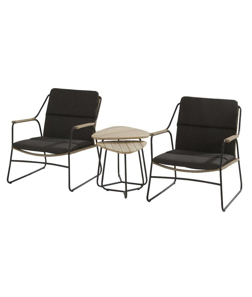 4 Seasons Outdoor Scandic Lounge stuhle II