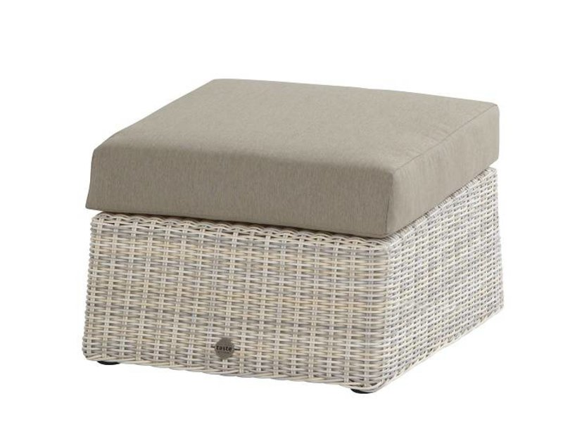 Taste by 4 Seasons Catania Living hocker Elzas Polyrattan