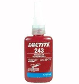 Loctite 243 draadborging 50 ml
