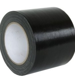 Duct tape extra breed Zwart