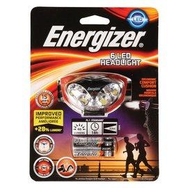 Headlight LED light Energizer 6 LED 3x AAA