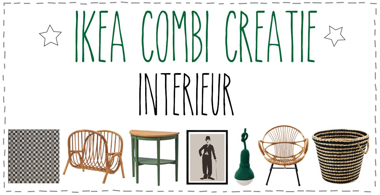 Ikea combi-creatie Interieur