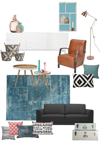 Blog interieuradvies op maat wonen voor jou for Petrol accessoires woonkamer