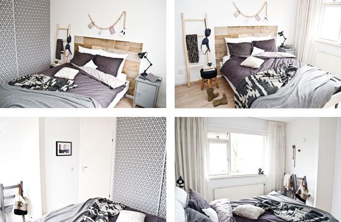 blog - slaapkamermetamorfose - wonen voor jou, Deco ideeën