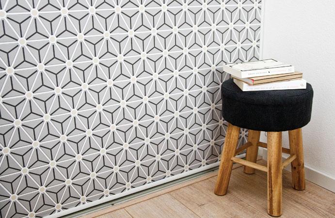 Blog slaapkamermetamorfose wonen voor jou - Modern behang voor volwassen kamer ...
