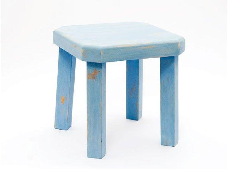 Wonen voor jou Blauw tafeltje