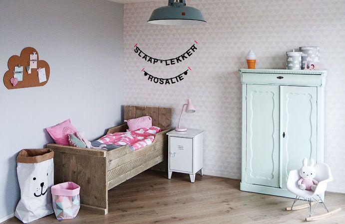 Styling meisjeskamer