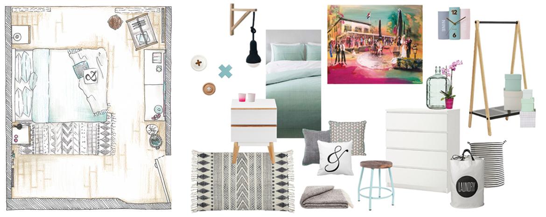 Beautiful Interieuradvies Slaapkamer Images - Moderne huis ...