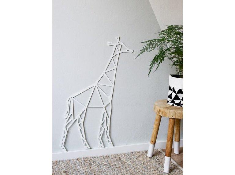Giraffe (levering half augustus)