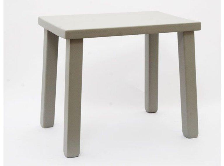Wonen voor jou Eiken tafeltje grijs