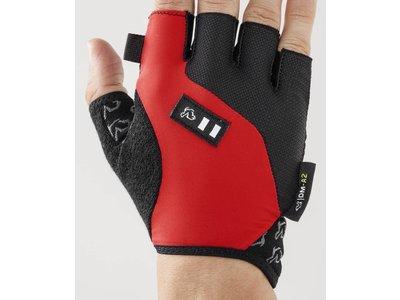 De Marchi Pro Gloves Black/Red