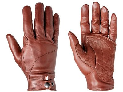 De Marchi Classic Mitts Brown