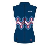 Maloja Snow women vest cobalt