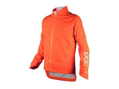 POC AVIP Rain Jacket Zink Orange