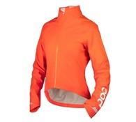 POC AVIP Women Rain Jacket Zink Orange
