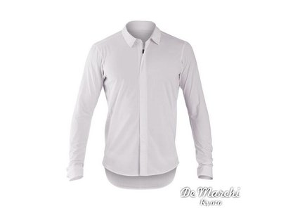 De Marchi Windshirt White