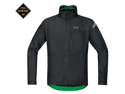 Gore Bike Wear E. Gore-Tex Jacket Black Men