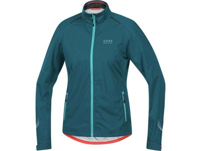 Gore Bike Wear Regenjas Scuba Ink Blue Dames