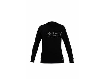 Stromer Long Sleeve Shirt Black Man