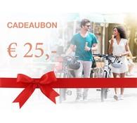 QicQ Cadeaubon € 25,-