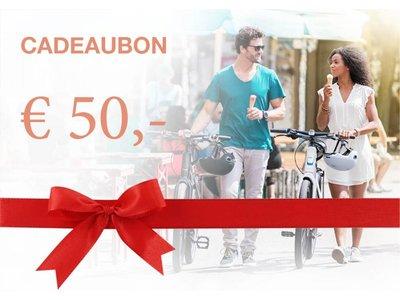 QicQ Cadeaubon € 50,-