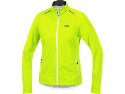 Gore Bike Wear E Regenjas Dames Neon