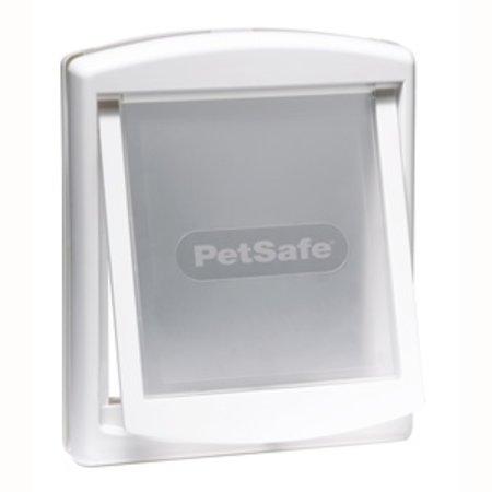 Petsafe Staywell 740 huisdierluik wit Medium