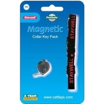 480 magneetsleutel en halsband