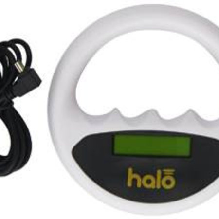Halo Halo microchip scanner wit