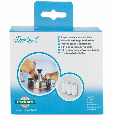 Petsafe Drinkwell vervang Charcoal Filter voor 360 drinkfontein PAC19-14356