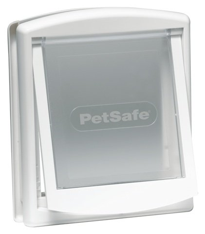 Petsafe Staywell 715 huisdierluik wit Small