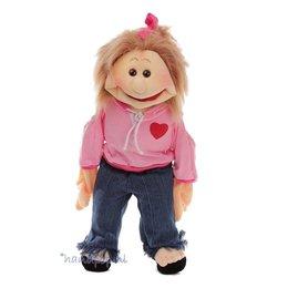 Living Puppets handpop Paula