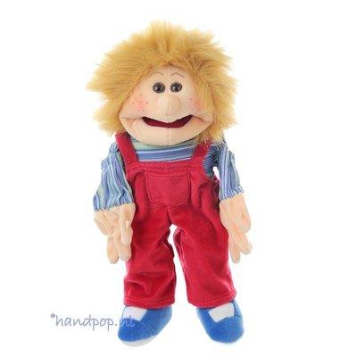 Living Puppets handpop Emiel